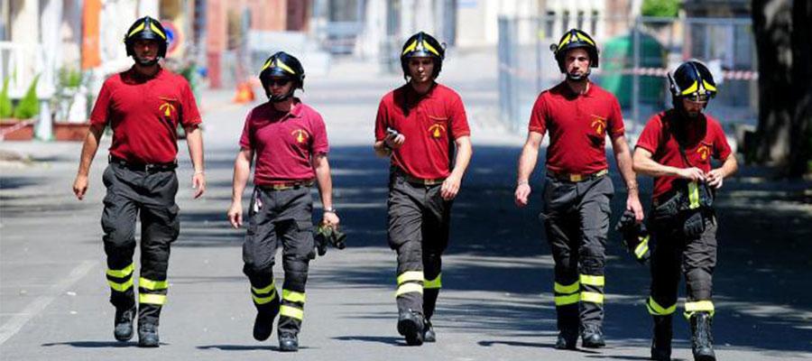 come diventare vice ispettore dei vigili del fuoco
