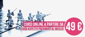 Corsi di Preparazione Online Concorsi Vigili del Fuoco