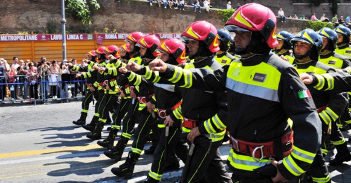 Gradi Vigili del Fuoco: gradi e qualifiche del Corpo dei Vigili del Fuoco