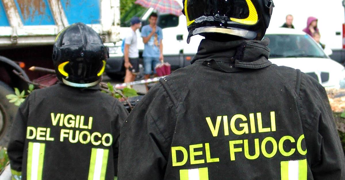 Pensioni Vigili del Fuoco: qual è la pensione di un pompiere?