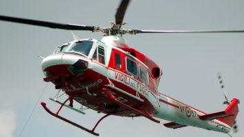 Come si diventa elicotteristi dei Vigili del Fuoco