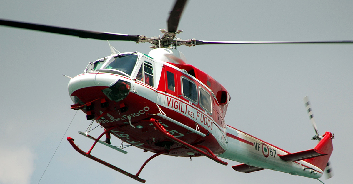 Come si diventa elicotteristi dei Vigili del Fuoco? Ecco tutte le informazioni utili